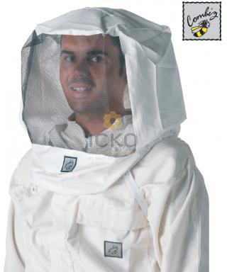 Voile pour apiculture l'hermetic avec cagoule