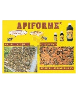 Apiforme 300 ml 24 ruches .