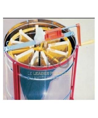 Extracteur tetras 9 cd sans grilles