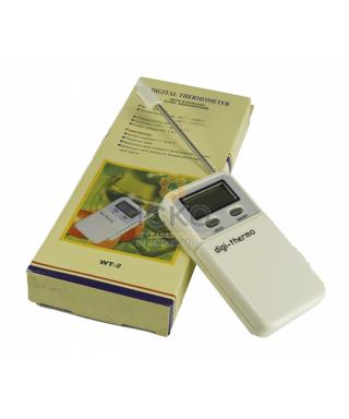 Thermometre digital a sonde