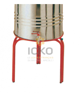 Support container 10 et 25 lt