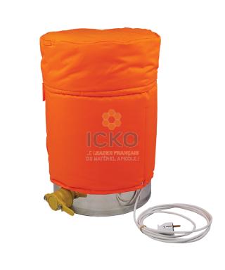 Couverture chauffante pour matu 100kg