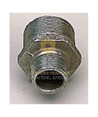 """Reduction galva m/m 50-40 ( 2-1""""1/2 )"""""""