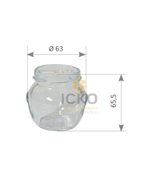 * 125 g orcio 106 to 53 la palette de 4693