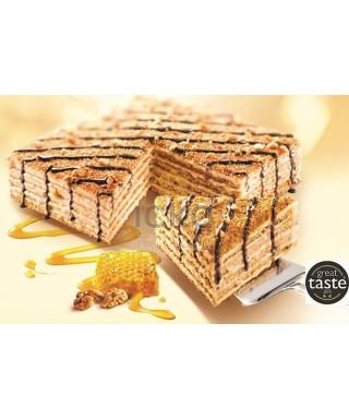 Gateau miel et noix 100g