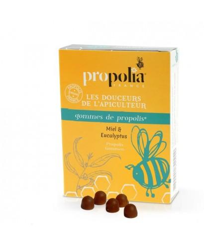Gommes Propolis-Eucalyptus