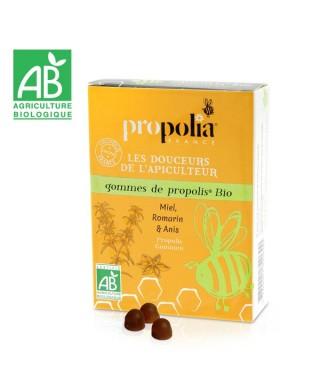 Gommes Bio Propolis-Anis