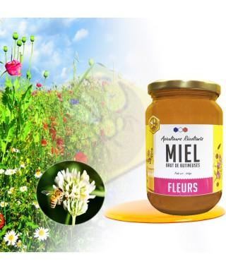 Miel de Fleurs d'été, de France, 500g