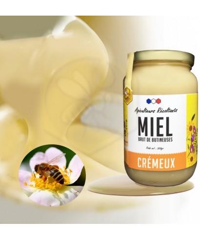 Miel de FLEURS de France, Cremeux, 500g