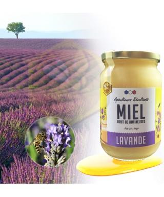 Miel de Lavande, de FRANCE, 500g