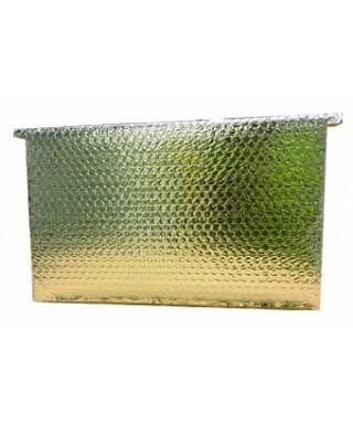 Partition dadant bois/polystyrène/alu, SUPER ISOLANTE