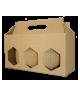 Coffret  carton 3*228ml Apisaveurs