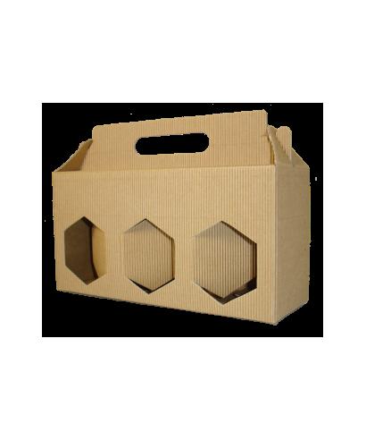 Coffret  carton 2*228ml