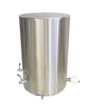 Cuve de fonte 250 litres  inox