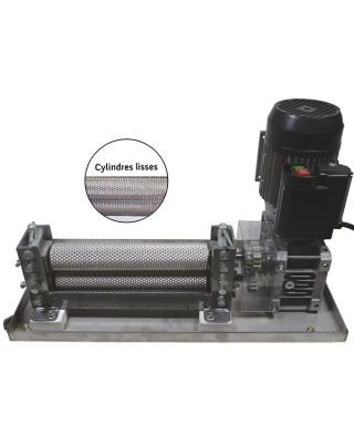 Lamin-wax 280x58 mm électrique