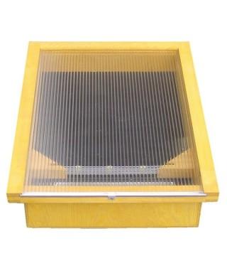 Cérificateur solaire Solarwax en bois