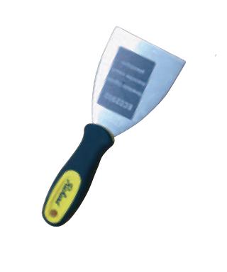 Racloir rigide manche court plastique
