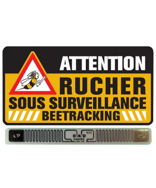 Beetracking 100 puces