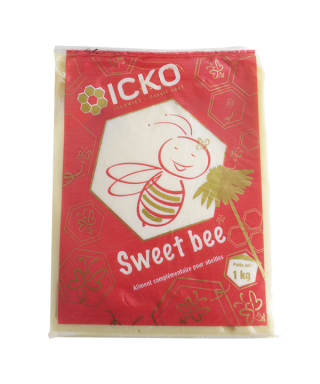 Candi sweet bee la plaque de 2 kg