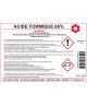 Acide formique 65 % la bouteille de 1 litre