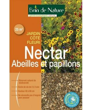 Semence nectar abeilles et papillons 250 gr
