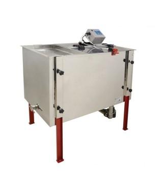 Extracteur elec 12 cadres 1/2 dt + bac a desoperculer