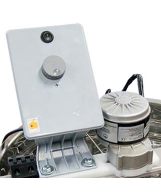 Kit motrisation pour extracteur minima