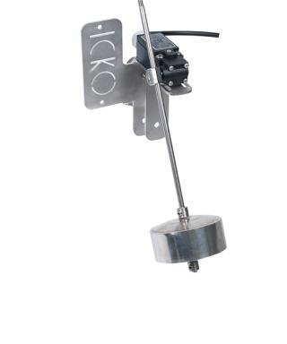 Basculeur de niveau avec relais/ pompe sans variateur