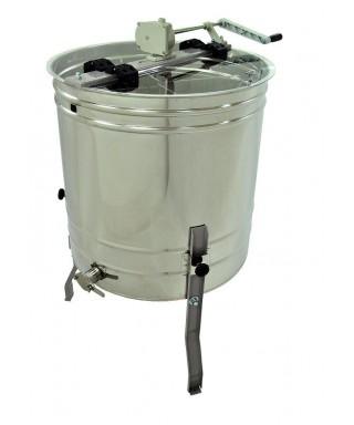 Extracteur optima manuel dadant 4 corps/8 hausse tangentiel