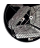 Extracteur optima electrique dadant 4 paniers  12v et 220v