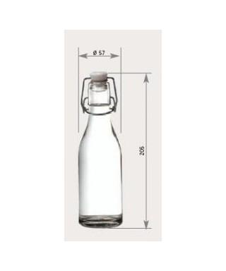 Bouteille limonade 250 ml le pack de 10