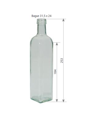 500 ml marasca la palette de 1428