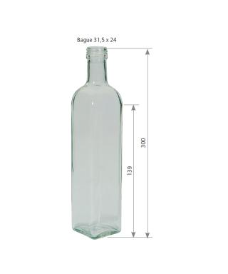 750 ml marasca la palette de 1620