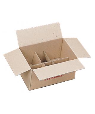 Carton 24 pots 500 g plast u