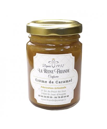 Pate a tartiner miel caramel vanille 125gr