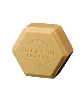 Savon 100 g miel/propolis