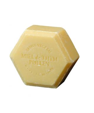 Savon 100 g miel/pollen