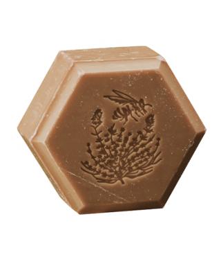 Savon 100 g miel/chocolat