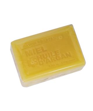 Savon 100 gr miel et huile d argan