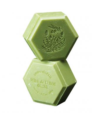 Savon 100 g miel/olive