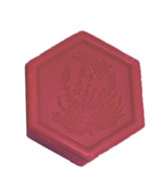 Savon 25g miel fruits rouges a l'unite