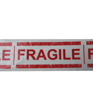 "Adhesif fragile"" 50mmx100m"""