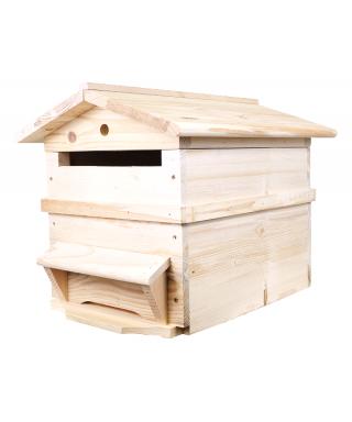 Boite aux lettres ruche chalet