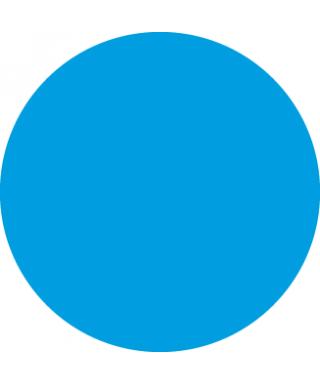 Tube 50 dossards bleus