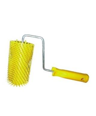 Rouleau à pointes plastique pour miel de Callune apisaveurs