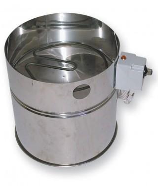 Fond chauffant 350/500 kg