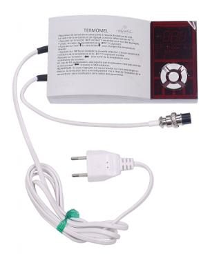 Thermostat reglable pour ecomel