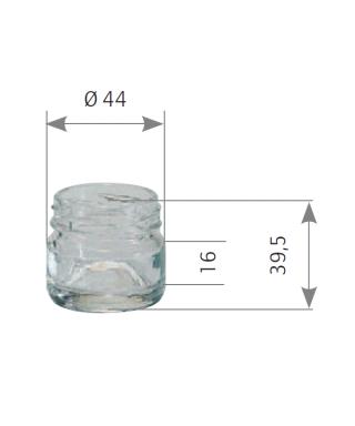 30 g 32 ml to 43 la palette de 15847