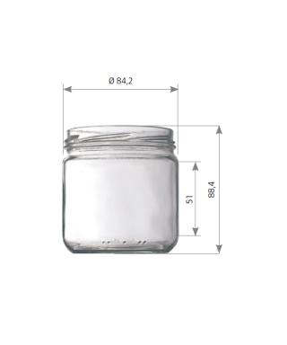 500 g chonig 390 to 82 la palette de 1760