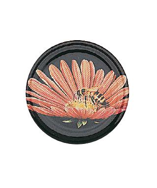 Capsule to 63 fleur/abeille le sachet de 10
